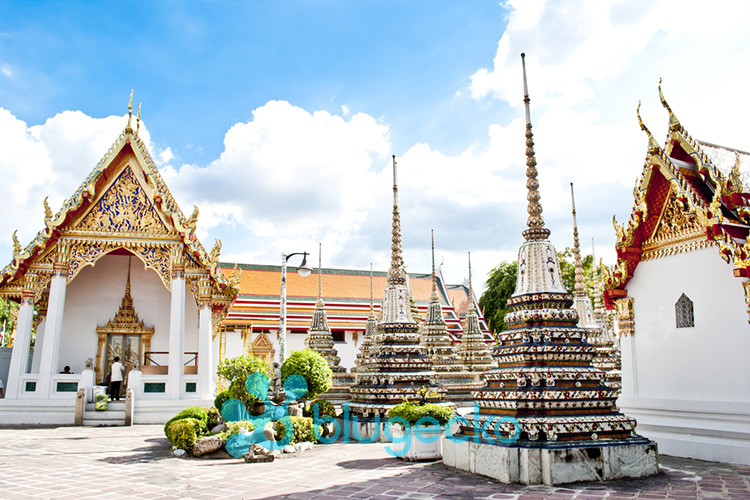 Bangkok Temple Tour