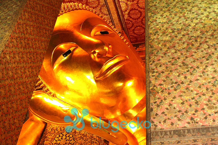 Reclining Buddha at Wat Po